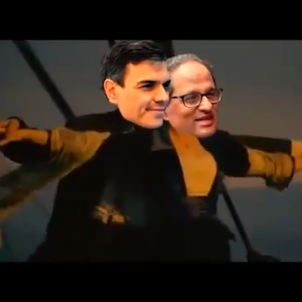 Video PP Titanic PSOE