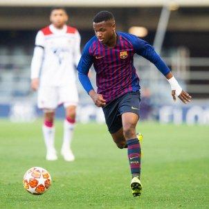 Anssumane Fati Barça juvenil FC Barcelona