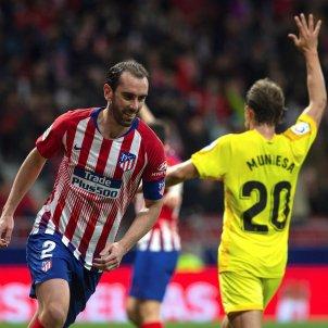 Godín Muniesa Atlètic Madrid Girona EFE