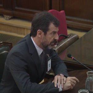 judici procés   Ferran Lopez declarant