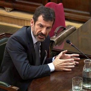 judici procés testimoni Ferran Lopez Mossos EFE