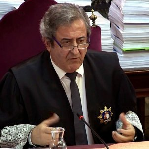 judici procés fiscal Javier Zaragoza EFE