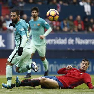 Osasuna Barça EFE