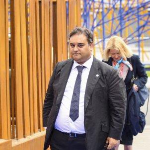Eurodiputat britanic Claude Moraes - Arno Mikkor, Aron Urb