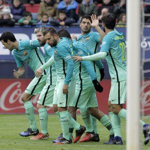 Messi Osasuna Barça EFE