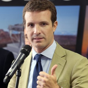 Pablo Casado Canàries abril 2019 EFE