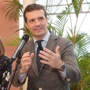 Pablo Casado abril 2019 EFE