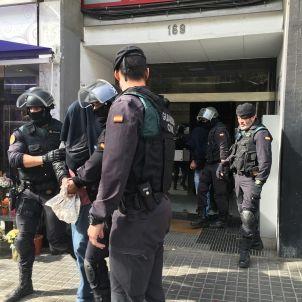 Guàrdia Civil operació narcotràfic