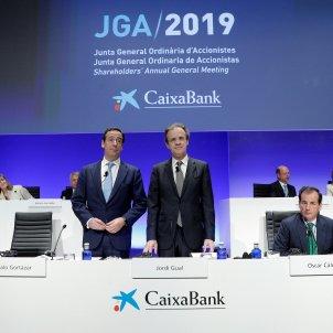 caixabank-jordi-gual-gonzalo-gortazar-junta-valencia-EFE