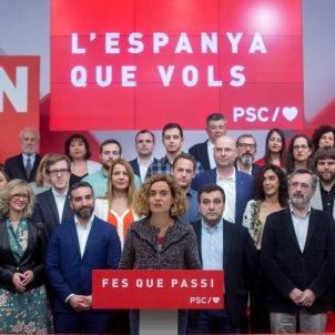 Meritxell Batet PSC eleccions generals 28 A Efe