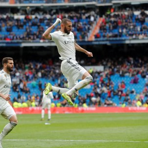 Benzema Reial Madrid Eibar EFE