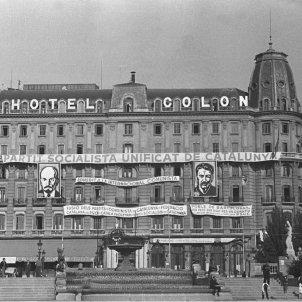 Denuncien una trama feixista inflitrada a Catalunya a través del consolat francès. Barcelona (1937). Font Blog Barcelofilia