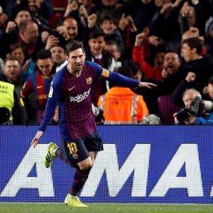 Leo Messi Barça Atlètic Lliga Santander EFE