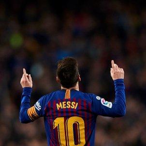 Messi Barca Atletico EFE