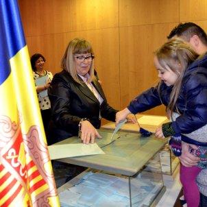 Eleccions general Andorra ACN