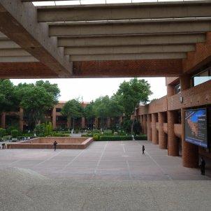 Participació Puigdemont Universitat Iberoamericana Mèxic Joaogabriel CC BY SA 3.0 Wikimedia