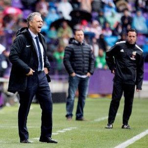 Caparros Valladolid Sevilla EFE