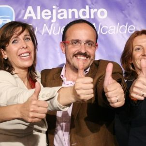 alejandro fernandez campanya 2011 PP