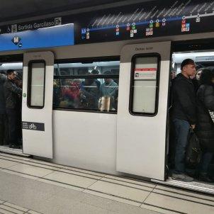 Vaga de metro - Anna Solé