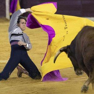 José Maria Trigueros toro torero toros efe