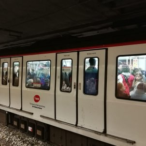 Vaga metro parada Diagonal