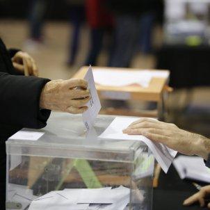 Votacions eleccions generals  - Sergi Alcázar
