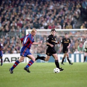 Koeman Manchester United Barça FC Barcelona