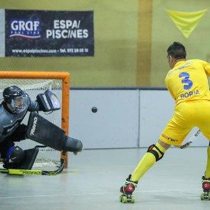 Hoquei patins Borja López Sant Just Federació Catalana de Patinatge