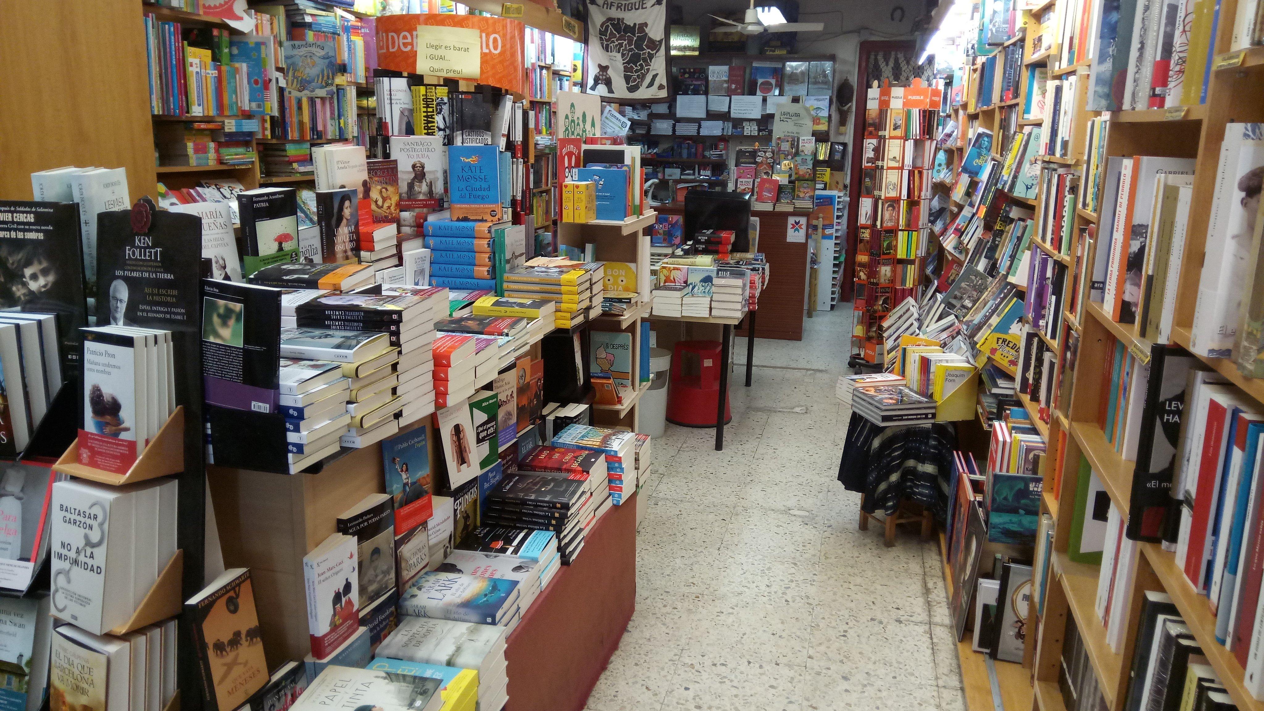 recomanacions llibreter ploma