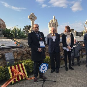 EuropaPress 2053053 El presidente de la Generalitat Quim Torra en el acto de homenaje a Manuel Carrasco i Formiguera europa press