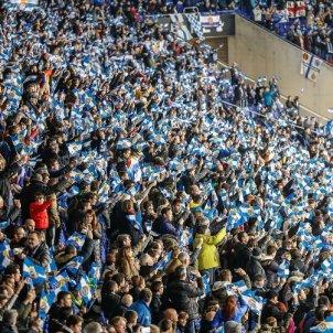 Afició RCD Espanyol