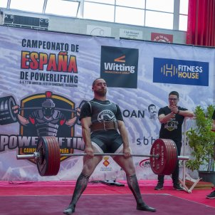 Powerlifting Foto Rafel Solé Roig
