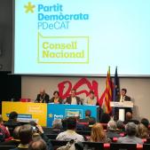 PDeCAT consell nacional