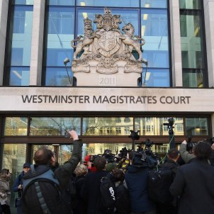 tribunal de Westminster Londres - Efe