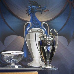 Sorteig Copa Champions League Efe