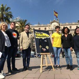 Referèndum Monaquia Campanya ERC