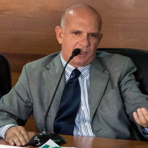Hugo Carvajal veneçuela efe