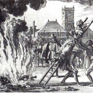 Execució de dissidents