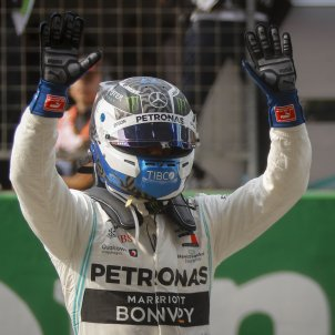 Valtteri Bottas Fórmula 1 EFE