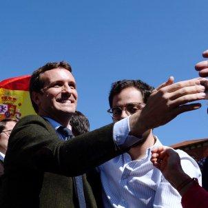 Pablo Casado campanya 28a - Efe