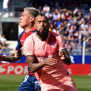 Arturo Vidal Osca Barça EFE
