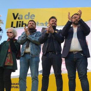Rufian ERC Sabadell -
