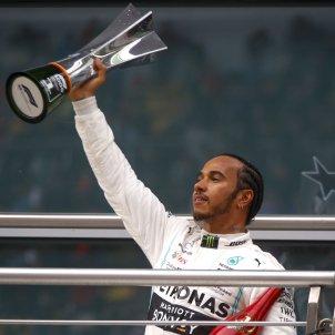 Hamilton Fórmula 1 EFE