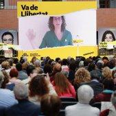 Acte central ERC elecicons 28-a Marta Rovira- Sergi Alcàzar