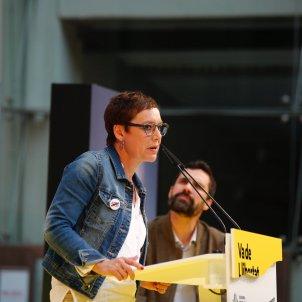 Acte central ERC elecicons 28-a Montse Bassa- Sergi Alcàzar