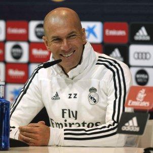 Zidane Reial Madrid Leganes EFE