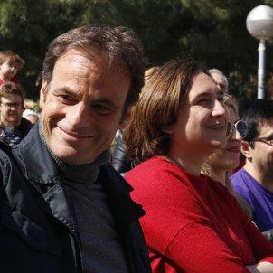 Jaume Asens Ada Colau comuns eleccions 28-a - ACN