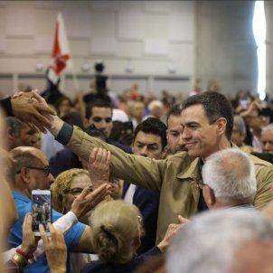 Pedro Sánchez Las palmas Twitter PSOE