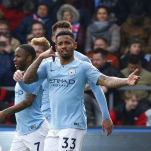 Crystal Palace Manchester City Gabriel Jesus EFE