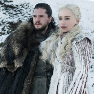 joc de trons. vuitena última temporada. HBO